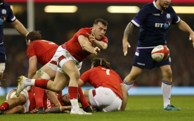 Six Nations Welsh Rugby Supporters Train – Confirmed Timings