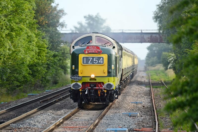 The Harrogate & Humber Deltic Reprise