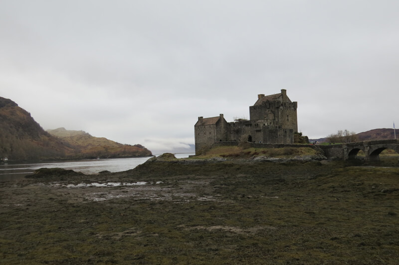 Eilean Donan Castle by Iain Mclaren