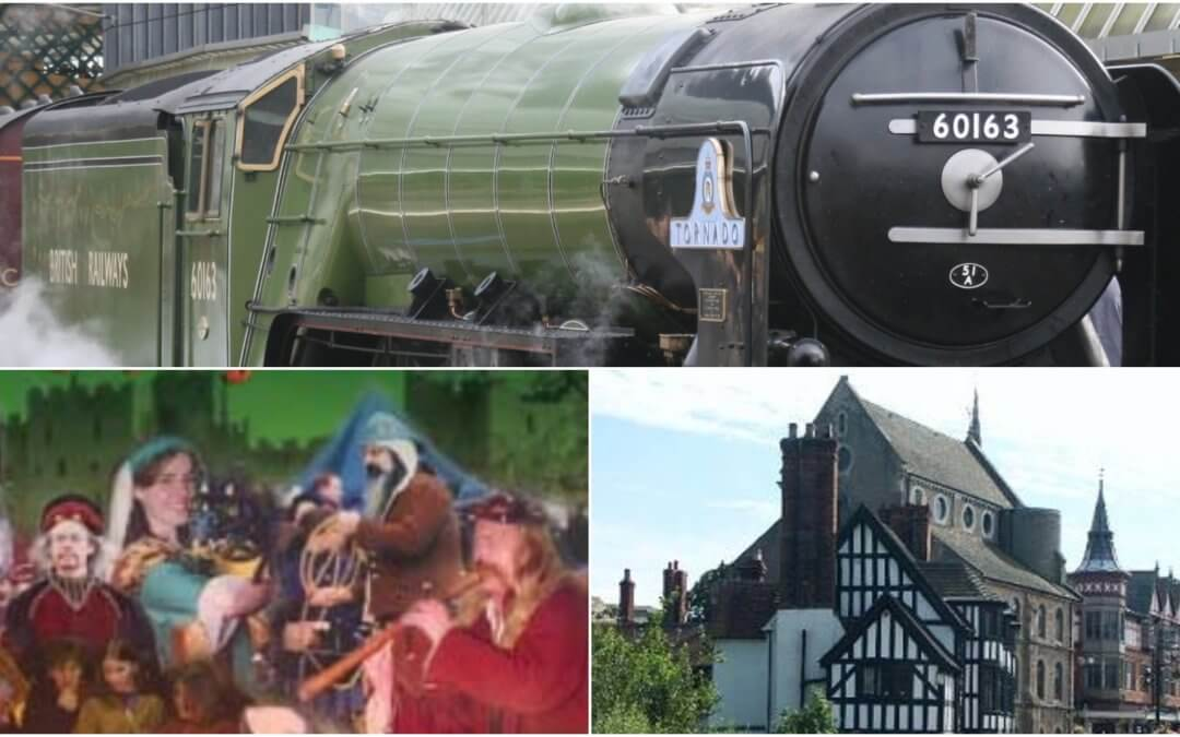 The Marches & Severn Express – Timings Confirmed