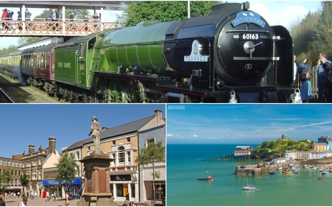The Pembroke Coast Express -Confirmed Timings
