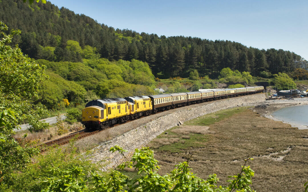 The Cambrian Coast Express – New Date & Day – Friday, 11 September