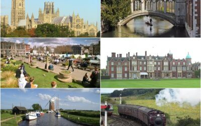 The Cambridge & Norfolk Explorer – New Date – Saturday, 19 September