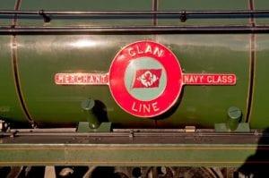 No. 35028 Clan Line by Paul Blowfield