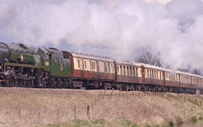 Clan Line's route for The Man of Kent